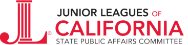 Junior Leagues of California State Public Affairs Committee